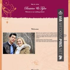 Cory And Topanga Wedding Website Check Out More Great