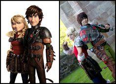 Resultado de imagen para hipo como entrenar a tu dragon 2 cosplay