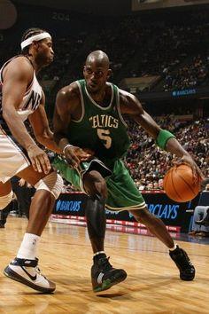 ★ NBA,  Kevin Garnett , Boston Celtics