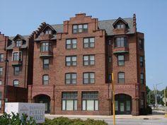 Holland Apartments, Danville, Illinois