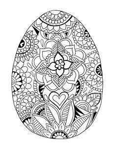 Mandala Coloring for Kids. 20 Mandala Coloring for Kids. Coloring Pages Free Printable Mandala Coloring for Kids at Easter Coloring Pages Printable, Easter Egg Coloring Pages, Animal Coloring Pages, Adult Coloring Pages, Coloring Pages For Kids, Coloring Books, Kids Coloring, Alphabet Coloring, Easter Egg Printables