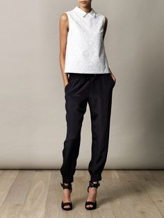 FENDI Bag Bugs patch track pants. #fendi #cloth #pants   Fendi Men ...