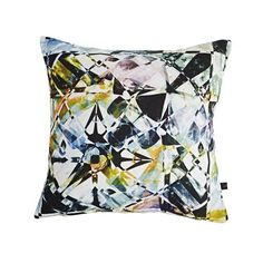 Fractured Crystal Cotton Cushion – CROWDYHOUSE