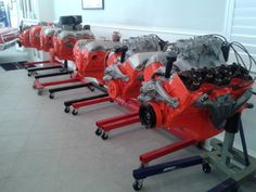 Chevrolet z11 & 409 engines