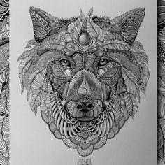 Tattoo flash by @anastasia_galkina_