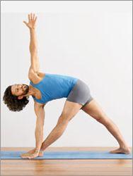 Revolved Triangle Pose (Parivrtta Trikonasana)