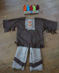 Costume petit indien