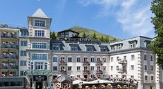 Hotel Seehof Davos Davos, Portal, Mansions, House Styles, Home Decor, Decoration Home, Manor Houses, Room Decor, Villas