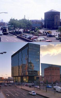 The Strand and Goree, 1967 and 2019 Old Pictures, Old Photos, Liverpool, Skyscraper, Buildings, Multi Story Building, City, Antique Photos, Skyscrapers