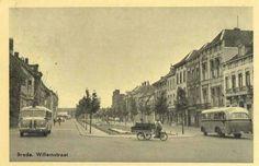 Willemstraat 1955