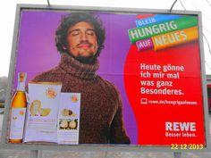 214. - Plakat in Stockach. / 22.12.2013./