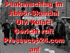 Unglaublich aber wahr, heute am 29.05.2020 um 12:32 Uhr erhielt Pressecop24.com einen Anruf vom Königlich bayerischen Amtsgericht aus Bayreuth 0921 / 504-0 zwecks Festellung der gerichtlichen Verhältnismäßigkeit der Abhöraktion im Fall Ulvi Kulac! Zuerst fragte die Anruferin freundlich ob sie stören würde! Danach fragte sie ob Pressecop24.com das Schreiben... Justiz, Freundlich, Tech Companies, Company Logo, Logos, Telephone Call, Bayreuth, Writing, Clock