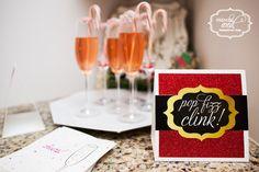 White Chocolate Champagne www.premierwed.com Premier W.E.D. 2014 Holiday Happy Hour!