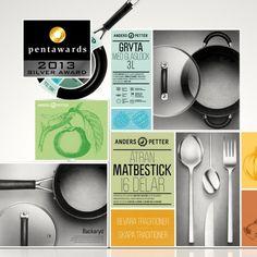 Silver Pentawards 2013 – Other Markets – Designkontoret Silver