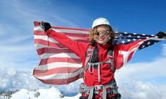 Jordan Romero, 15 year old kid, climbs tallest peaks on each continent.  CC Cyle 1, Week 15 Each Continent's Highest Peak