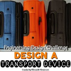 STEM challenge / engineering challenge #1: I am so excited to share my first (of many) Engineering Design Challenges! This STEM activity provides a great introduction to the Engineering Design Process. I will be designing these challenges to use common items you likely already have in your classroom or can easily obtain.