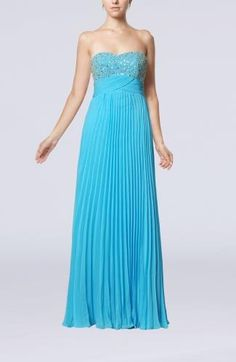 Elegant Chiffon Homecoming Gowns - Order Link: http://www.theweddingdresses.com/elegant-chiffon-homecoming-gowns-twdn7376.html - Embellishments: Sequin , Pleated , Beaded , Ruching , Paillette; Length: Floor Length; Fabric: Chiffon; Waist: Empire - Price: 136.99USD