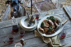Slow Roasted Beef Brisket by Matthew Evans. Take your time in the kitchen this winter to really reap the rewards of a slow-roasted brisket. Slow Cooked Meals, Slow Cooker Recipes, Slow Cooking, Cooking Recipes, Beef Brisket Recipes, Beef Ribs, Steam Recipes, Sbs Food, Large Slow Cooker