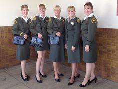 26 Best 100 Years of LASD Female Deputies images in 2012