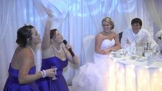 """Best Matron of Honor Speech to """"Call me Maybe"""" remix"""