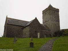 Isle of Harris - St. Clements Church (GB)