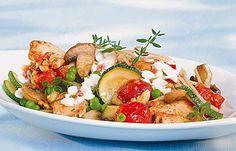 10 eiweißreiche Rezepte für jeden Tag - Wenig Kohlenhydrate, dafür viel Eiweiß: Eiweißreiche Rezepte passen zum Low carb Diät-Trend und sind gerade sehr beliebt. Eiweißreiche Rezepte enthalten viel Fleisch, Fisch oder Hülsenfrüchte...
