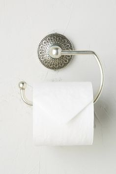 Shop the Brass Medallion Toilet Paper Holder and more Anthropologie at Anthropologie today. Read customer reviews, discover product details and more.
