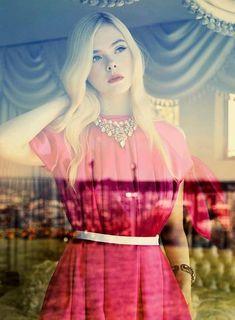 5 Datos sobre Elle Fanning - Femme - Taringa!