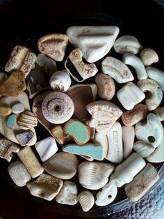 Sea pottery