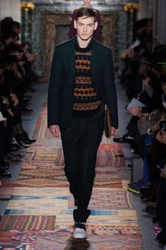 Valentino | FW 2014 | Mode Masculine