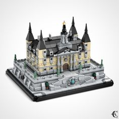 Reports, news, pics, videos, discussions and documentation from a studded world. /r/lego is about all things LEGO®. Lego Mansion, Micro Lego, Lego Architecture, Amsterdam Architecture, Lego Castle, Lego Design, Lego Worlds, Lego Group, Renaissance Fashion