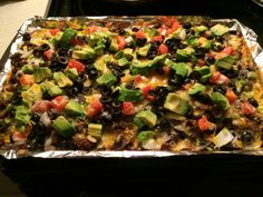 [Homemade] nacho Plate #food #foodporn #recipe #cooking #recipes #foodie #healthy #cook #health #yummy #delicious