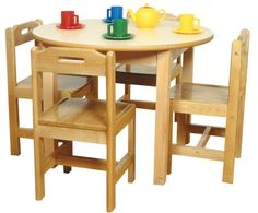 A Childsupply Round Table 18H * You can get more details by clicking on the image.