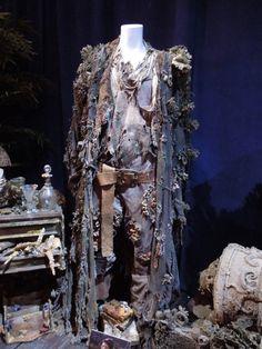 Stellan Skarsgard Bootstrap Bill Turner Pirates of the Caribbean movie costume