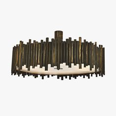 Concertina Chandelier | Ceiling Lights | Bella Figura | The World's Most Beautiful Lighting