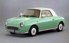 1991 Nissan Figaro – Designed by Shoji Takahashi