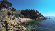 Discover all the beaches and coves of Lloret de Mar