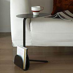 duende drop sofa table