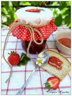 Creative Workshop Larisa Zhernovoi .: Strawberry Jam.