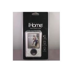 iHome - Clear Hard Case for 30 gb Zune (Electronics)  http://www.phoccessories.com/bpl.php?p=B003109L6A  B003109L6A - #iHome