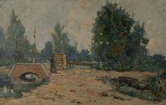 Painting by F.A. Mooy. Europeana 1914-1918, CC BY-SA