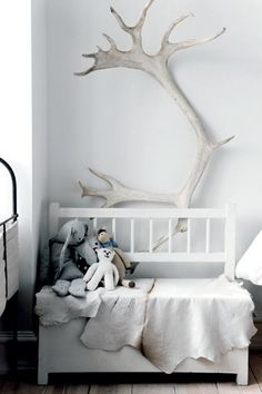 gorgeous....(caribou antlers)