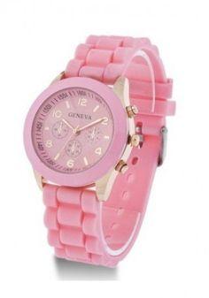 Sassy Watch - Pink