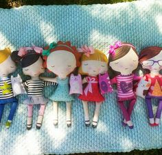 print & pattern: DESIGNER - stacy iest hsu.....(what a group shot! love all the colors and personalities!)....