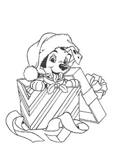 258 Best Coloring Pages Disney Christmas Images Coloring Pages