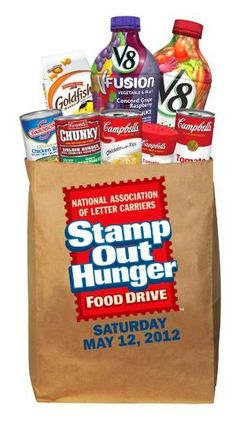 Last year, letter carriers collected 70.2 million pounds of food at Stamp Out Hunger nationwide, raising the total amount of donations picked up over the history of the drive to more than 1.1 billion pounds.