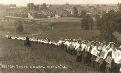 Purdown 1910.
