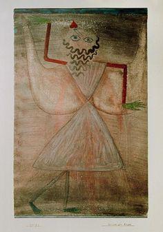 Paul Klee - trinkender Engel, 1930, 239.