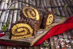 Receita de Tronco de Natal Fácil Portuguese Recipes, Deserts, Cookies, Cake, Algarve, Portugal, Anita, 1, Instagram