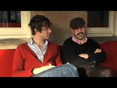 OK Go interview - Damian Kulash and Tim Nordwind (part Ok Go, This Too Shall Pass, Perfect Man, Interview, Creativity, Teaching, Youtube, Men, Guys